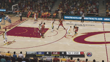 EA SPORTS™ NBA LIVE 14 Demo
