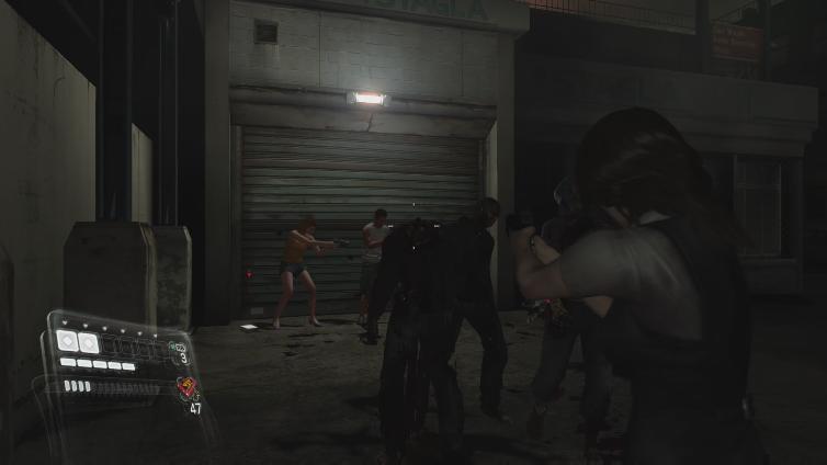FullCrimson playing Resident Evil 6