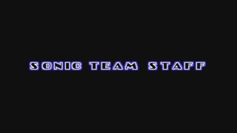 Sonic The Hedgehog (Arcade)