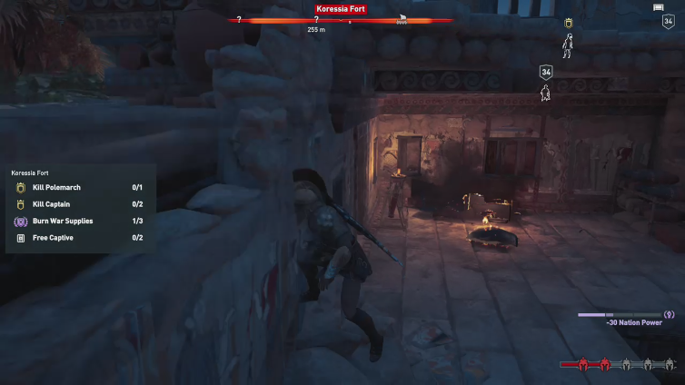 ZombiePandemic playing Assassin's Creed Odyssey