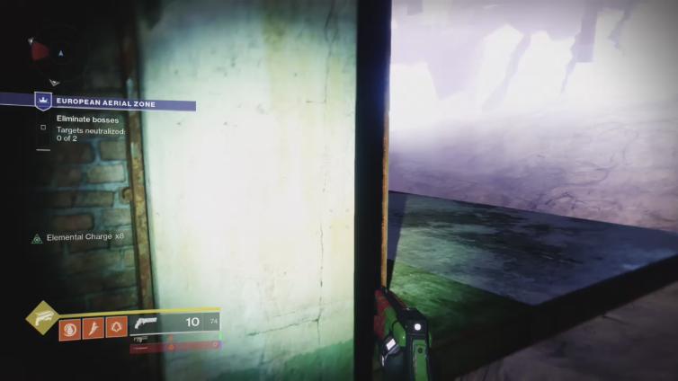 SSWT Wolfie playing Destiny 2