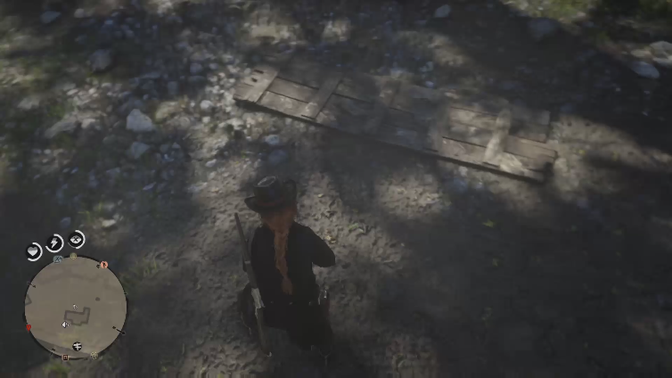 Leosls playing Red Dead Redemption 2