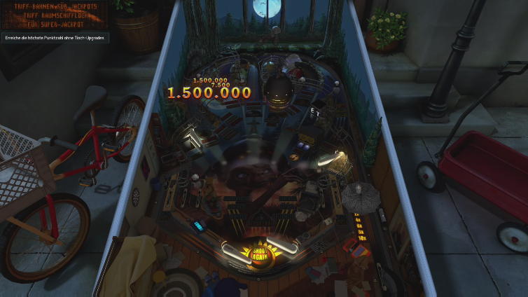 THE LORD 1976 playing Pinball FX3