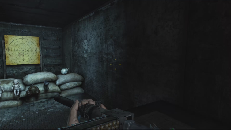 desertedspiter playing Metro 2033 Redux
